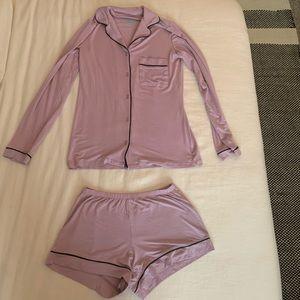 Women's tommy John pajamas